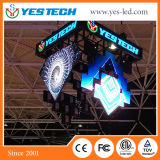 Single Full Color Christmas Tree Shape LED Display