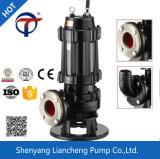 7.5kw 2inch 전기 모터 휴대용 수직 하수 오물 펌프