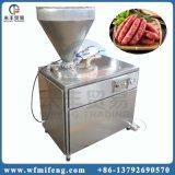 Alta velocidade máquina de enchimento de salsicha automática do vácuo