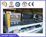 Máquina de giro horizontal da base da abertura CS6140X1500