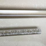 Haste em acrílico de alta qualidade haste plástica para puxador de porta