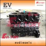 Shibaura N844L-T N843L-T N843 N844 N843L N844L da junta do bloco do Cabeçote do Cilindro para Escavadoras