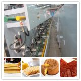 Forno a tunnel industriale di cottura della macchina del forno di Saiheng
