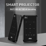 Smart DLP Pico portable WiFi Android7.1 OS mini projecteur à LED format de poche de la vidéo HD Mobile Home Cinéma avec Touch Control Fabricant OEM
