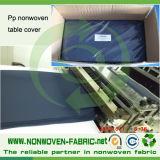 Tela não tecida de Pre-Cuted Spunbond da alta qualidade para a remoção de ervas daninhas, o banquete etc.