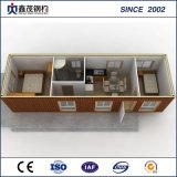 Painel do tipo sanduíche Flat Pack Recipiente prefabricados House para apartamento individual