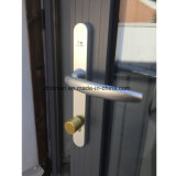 Pátio à prova de Quebra de Vidro de alumínio térmica porta rebatível