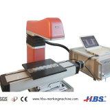 20W волокна станок для лазерной гравировки с подъемного стола Автоматический подъемник