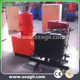 De betrouwbare Korrel die van het Stro van de Dieselmotor van de Kwaliteit Draagbare Machine maakt