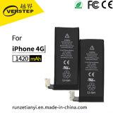 Batterie initiale de téléphone cellulaire tout neuf en gros d'usine pour l'iPhone 4/4G