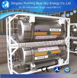 Vertikaler 480L/450L flüssiger CO2 Dewar-kälteerzeugendes Becken