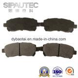 Zapatas de freno de cerámica de la mejor calidad para todas las clases de coches