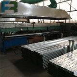 Trampolino d'acciaio della plancia dell'armatura 250*50*2000