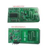 De compatibele Nieuwe Ontwikkelde Enige van de Raad Module van de Sensor van de Motie van de 10.525GHz- Microgolf (hw-MS03)
