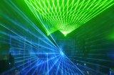 Лазерный луч этапа профессионала 3W RGB
