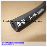 SAE/DIN beständiger Nitril-Gummi-hydraulischer Brennölschlauch (Kiloliter T008)