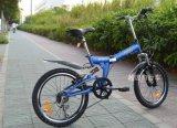 Новый стиль складные MTB с 20 дюймов на велосипеде