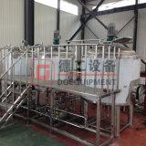 2000L de cerveza cervecería equipo cuba de fermentación comercial