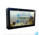 Yashi vending machine écran tactile LCD écran transparent pour les produits de luxe