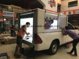 Piezas Emergency de los vehículos de rescate de la puerta de aluminio de la persiana enrrollable del carro