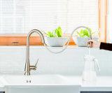 En Amérique du Nord de style ancien de l'eau du robinet mélangeur évier de cuisine