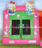 Надувные Hello Kitty Style 2 в 1 Bouncer с