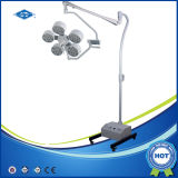 Luzes cirúrgicas de LED Single Dome LED com Ce