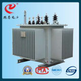 transformateur triphasé du pouvoir 20kv à haute tension