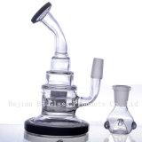 Mini tube de verre Waterpipe main Tuyaux de fumer le narguilé tuyau d'eau