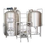 équipement de brassage de bière 300L utilisé Nano avec la CE