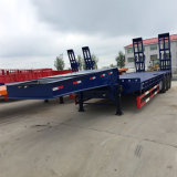 3 Schlussteile des Axel-60ton-70ton Lowboy für Verkauf
