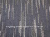 폴리에스테 질 자카드 직물에 의하여 줄무늬로 하는 디자인 넓은 폭 테이블 피복