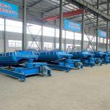 Máquina de sacudida horizontal, tamiz de la harina de trigo, cribador giratorio de Rotex