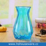 Vasi di vetro decorativi domestici colorati