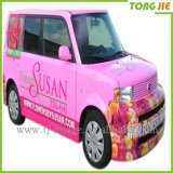 Custom Design Low Price Printing Car Body Protection Vinyl Sticker