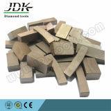 Best-verkoop de Segmenten van de Diamant voor het In blokken snijden van het Kalksteen