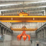 Double Girder Overhead Travelling Crane with grave
