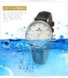 숙녀 석영 건전지 방수 일본 운동 호화스러운 손목 시계 유명 상표 Belbi를 위한 Leather 형식 다이아몬드 석영 시계