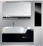 Пол конструкции самого нового влияния 2016 самомоднейший горячий стоя тщета ванной комнаты PVC (BC-061)
