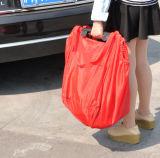 Mehrfachverwendbarer 420d Oxford faltbarer Einkaufswagen-Nylonbeutel für Suppermarket Laufkatze