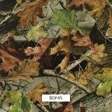Пленки картины PVA Camo листьев для Outdooritems и автомобилей и пушек (BDF43-2)