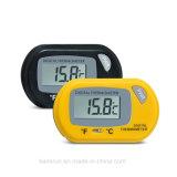 Термометр аквариума цифров температуры Terrarium воды бака рыб