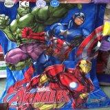 Капитан Америки печать большого размера одеяла дешевые цены
