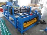 Stahlplatten-hydraulische Ausschnitt-Maschine/Aufschlitzen, Maschine bildend