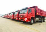 336hp (Sinotruk HOWO CNHTC) 6X4 camion à benne basculante zz3257N3447A1