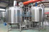 equipo industrial de la cervecería de la máquina de la cerveza del sistema Jinan de la sacarificación de la cerveza 5000L