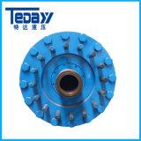 中国の専門の工場からの具体的なポンプトラックのためのOEMの水圧シリンダ