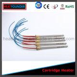 Промышленный патронный электрический нагревательный элемент с термопарой