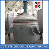 Reator químico para polimerização acrílica de vinil