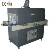 Máquina semi automática del envoltorio retractor del túnel del calor del sellador